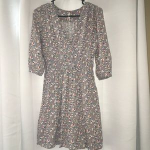 Boutique willow & clay floral dress small